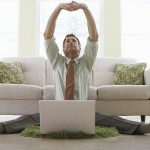 Office Stretches for Lower Back Pain Relief