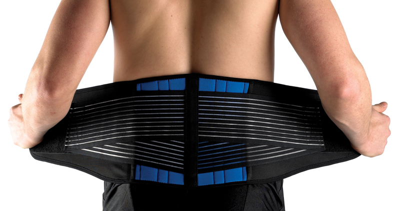 How Using A Back Brace Improves Your Posture Anterior