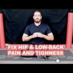 MOBMOM : How I Fixed My Back (hip flexor/vertebral erector mobility)