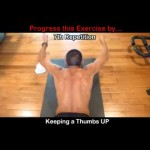 Posture Exercises 4 – Posture Exercise for Good Posture Support