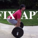 How To Fix Anterior Pelvic Tilt DEADLIFT