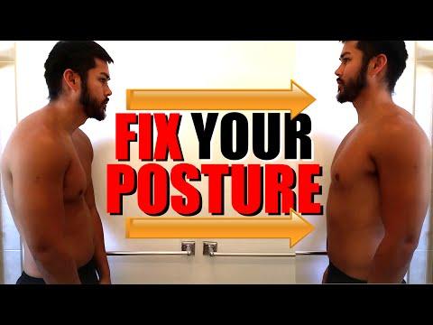 7 Exercises Improve Posture