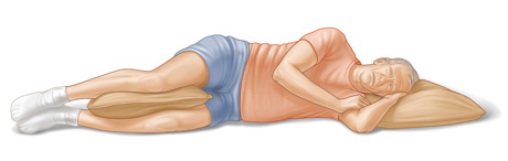 Best Sleeping Position For Lower Back Pain And Anterior